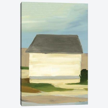 Seaside Cottage II Canvas Print #SLD67} by Stellar Design Studio Canvas Wall Art