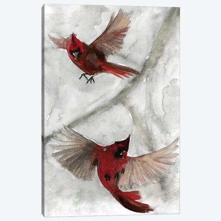Cardinals I Canvas Print #SLD6} by Stellar Design Studio Canvas Art Print