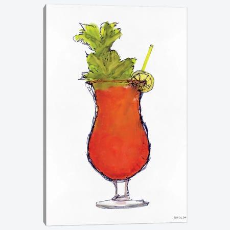 Bloody Mary Canvas Print #SLD71} by Stellar Design Studio Canvas Artwork