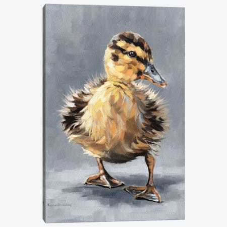 Ella Canvas Print #SLG70} by Rachel Stribbling Canvas Art Print