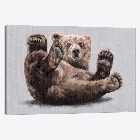 Betsy Canvas Print #SLG78} by Rachel Stribbling Art Print