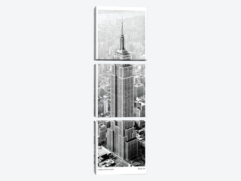 Empire State of Mind by Shelley Lake 3-piece Canvas Art
