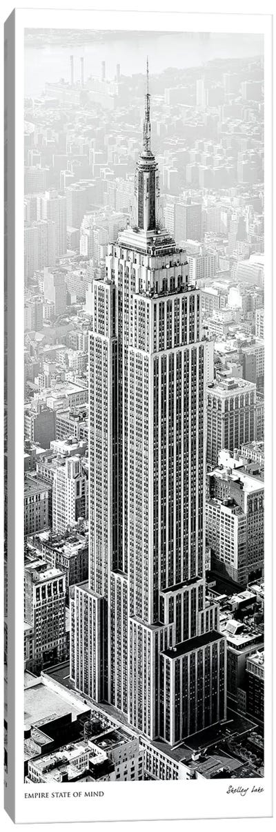 Empire State of Mind Canvas Art Print
