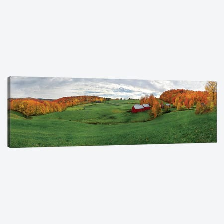 Jenne Farm Canvas Print #SLK23} by Shelley Lake Canvas Art
