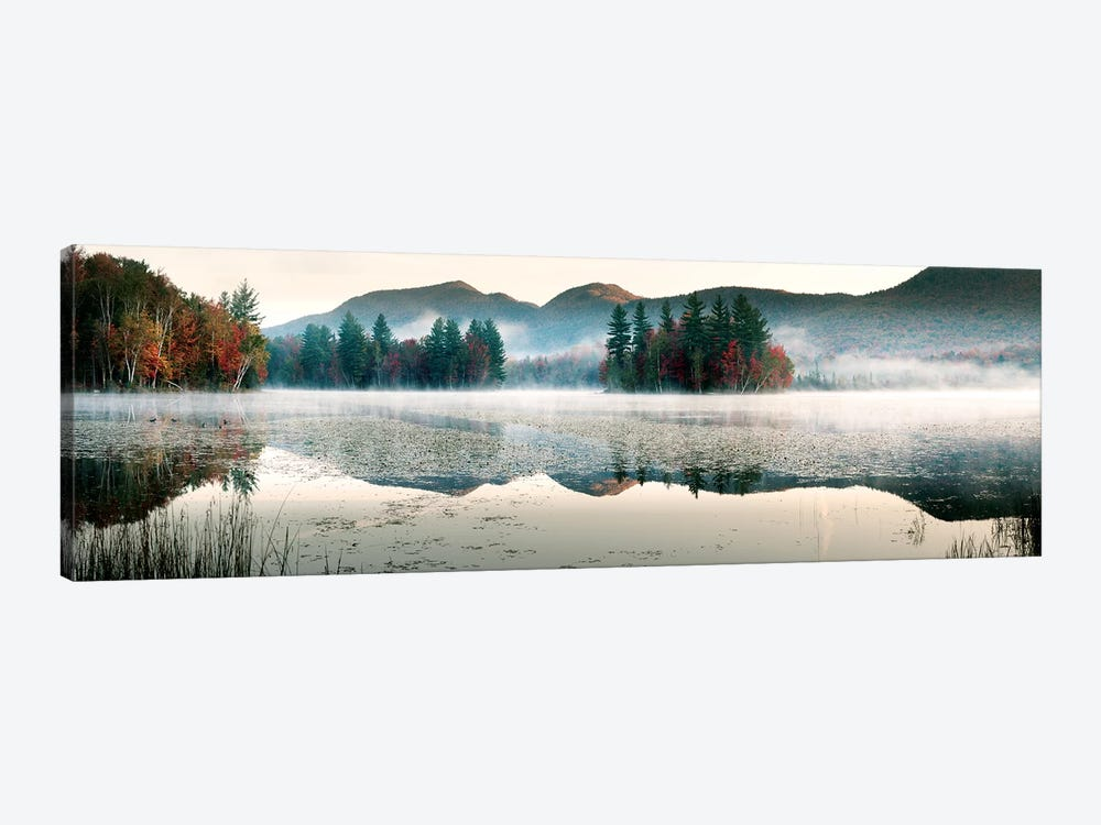Lefferts Pond by Shelley Lake 1-piece Art Print