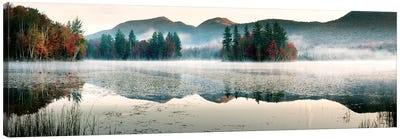 Lefferts Pond Canvas Art Print