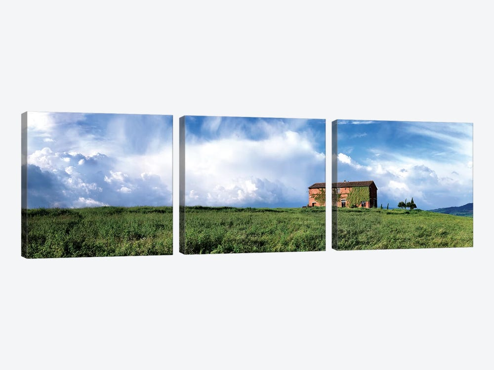 Tuscan Farmhouse by Shelley Lake 3-piece Canvas Wall Art