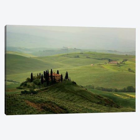 Tuscan Villa Canvas Print #SLK40} by Shelley Lake Canvas Wall Art