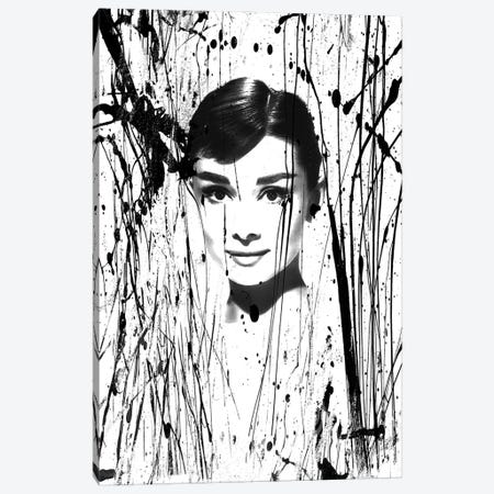Audrey Canvas Print #SLL13} by Sonia Stella Canvas Art