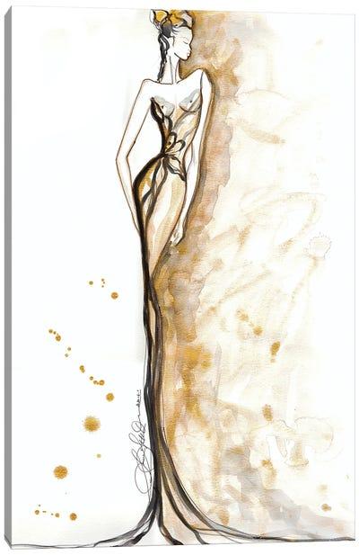 Auric Canvas Art Print