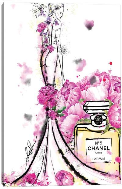 Chanel Nicole Canvas Art Print