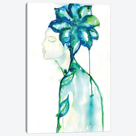 Contemplation II Canvas Print #SLL37} by Sonia Stella Art Print