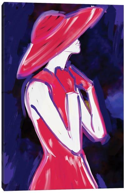 Fashion Art XXIII Canvas Art Print