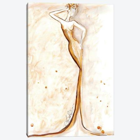 Fashion Illustration Art Canvas Print #SLL43} by Sonia Stella Canvas Print