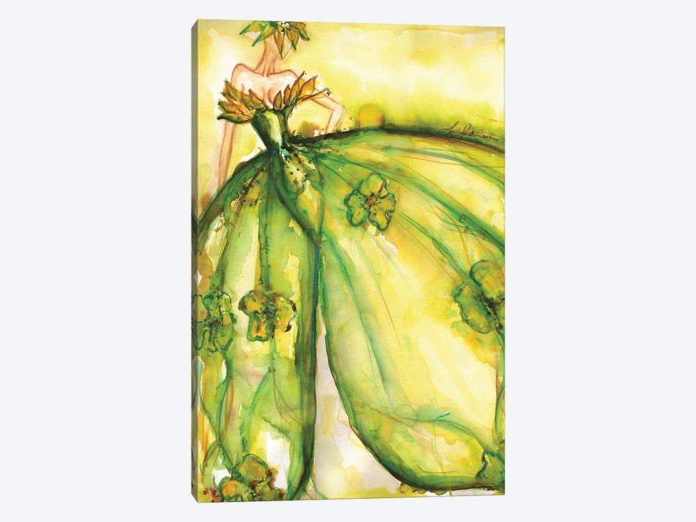 Spring by Sonia Stella 1-piece Canvas Artwork