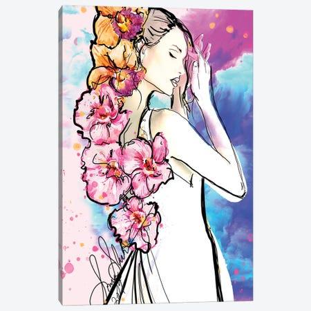Spring I Canvas Print #SLL68} by Sonia Stella Canvas Art Print