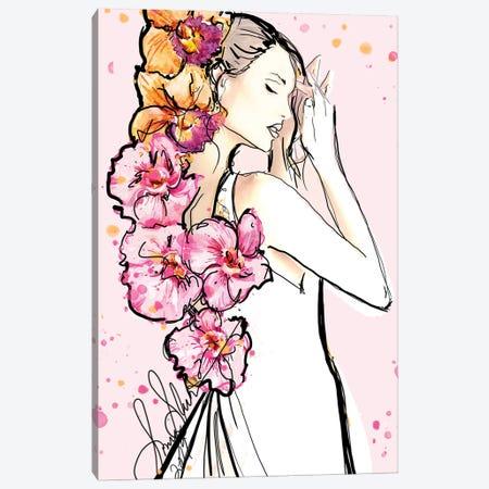 Spring II Canvas Print #SLL69} by Sonia Stella Art Print
