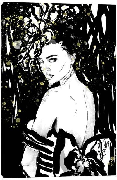 Afterglow III Canvas Art Print