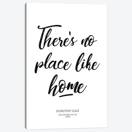 There'S No Place Like Home Canvas Print #SLV107} by Simon Lavery Canvas Art
