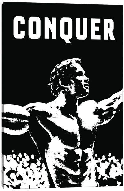 Arnold Schwarzenegger Canvas Art Print