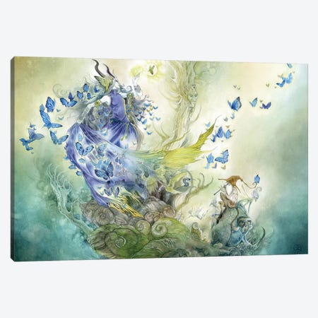 Mab Canvas Print #SLW103} by Stephanie Law Canvas Artwork