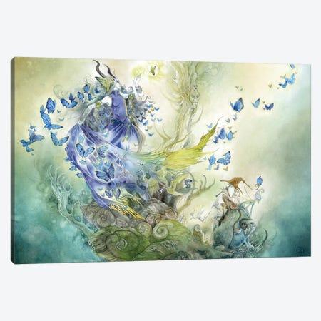 Mab Canvas Print #SLW103} by Stephanie Law Canvas Artwork