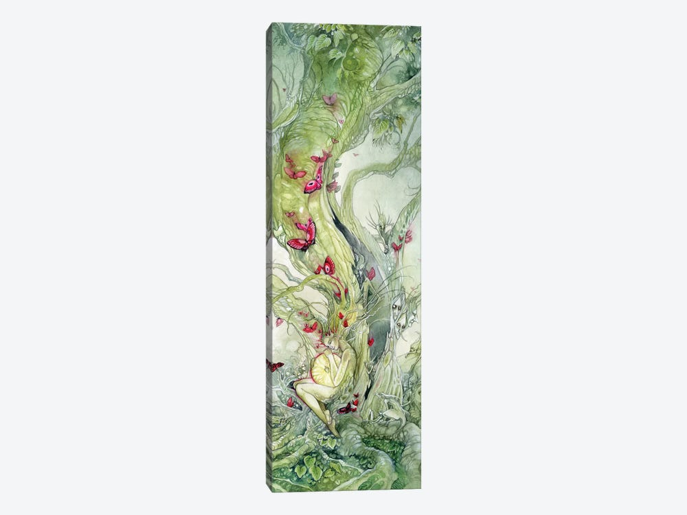 Potential by Stephanie Law 1-piece Canvas Wall Art