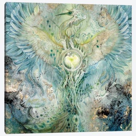 Regeneration Canvas Print #SLW130} by Stephanie Law Art Print
