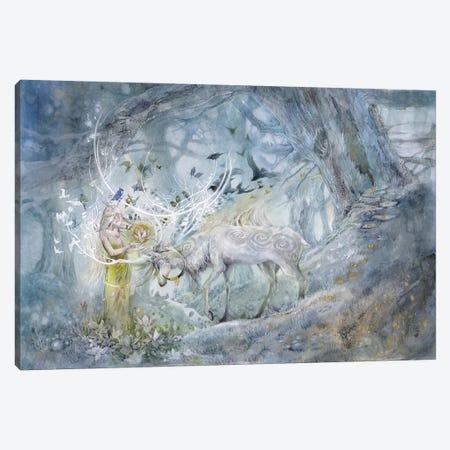 Resonance Canvas Print #SLW131} by Stephanie Law Canvas Print