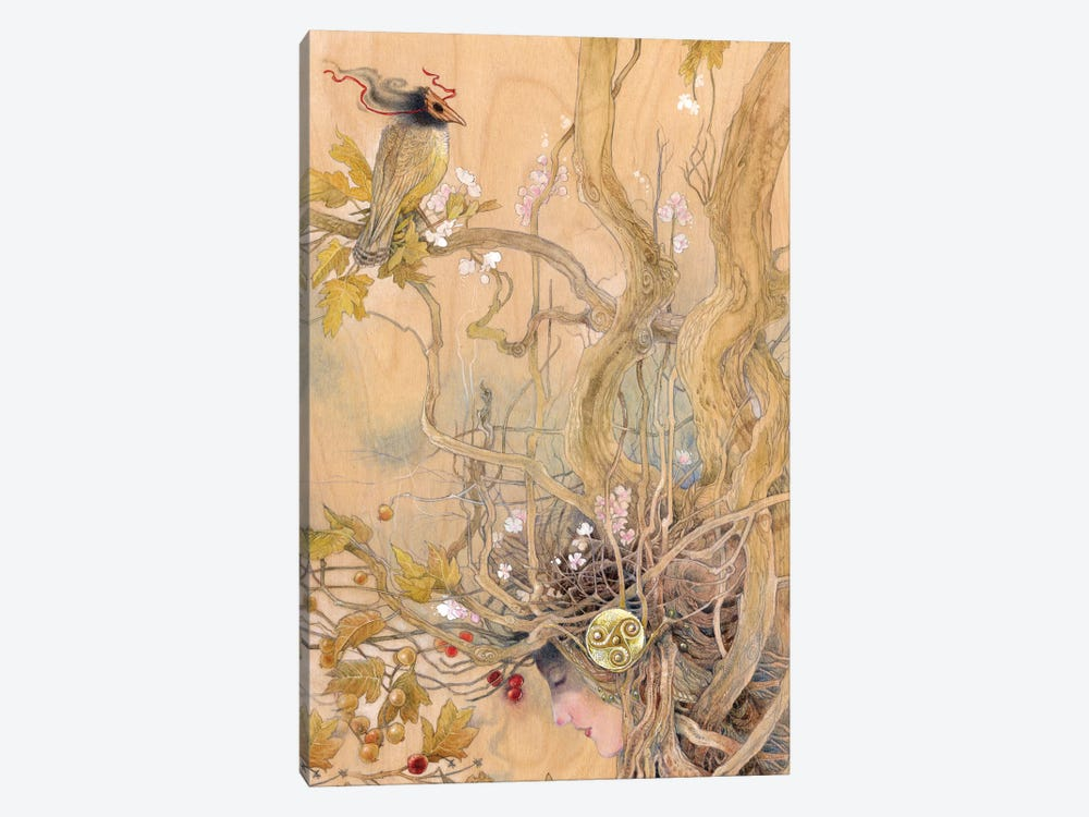 Rootbound by Stephanie Law 1-piece Canvas Art Print