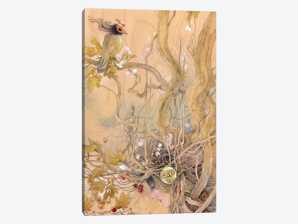 Rootbound by Stephanie Law 1-piece Canvas Art Print
