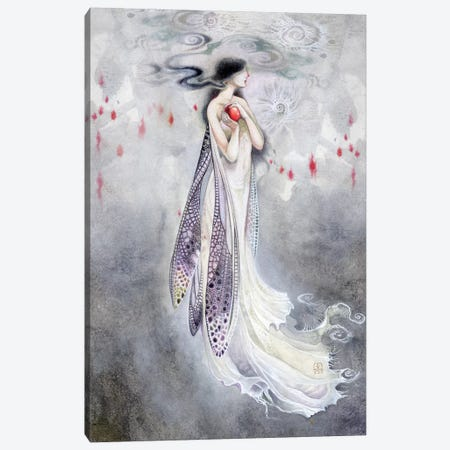 Sylph Canvas Print #SLW146} by Stephanie Law Canvas Print
