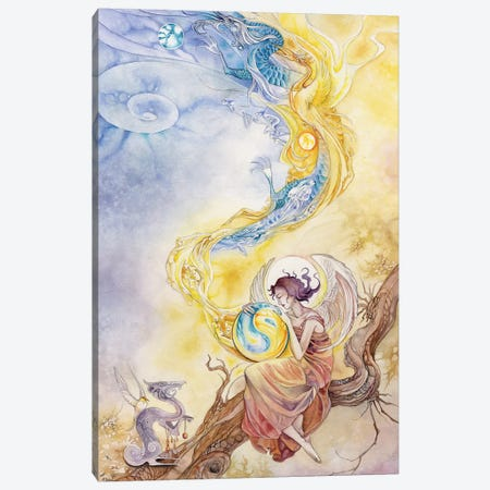 Temperence Canvas Print #SLW147} by Stephanie Law Canvas Print