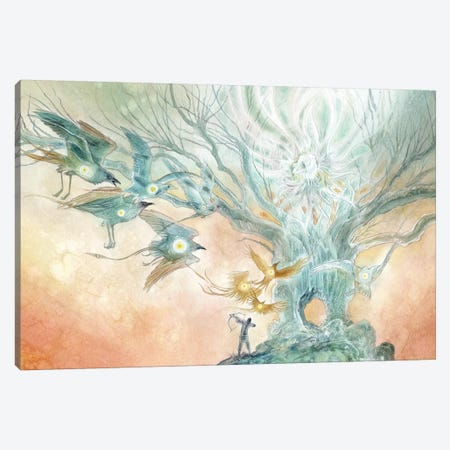 Tensuns Canvas Print #SLW148} by Stephanie Law Canvas Art