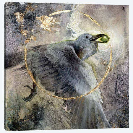Token Canvas Print #SLW154} by Stephanie Law Canvas Art