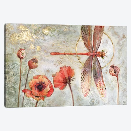 Trance Canvas Print #SLW155} by Stephanie Law Canvas Wall Art