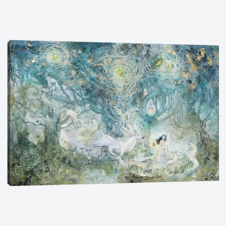 Transference Canvas Print #SLW157} by Stephanie Law Canvas Wall Art