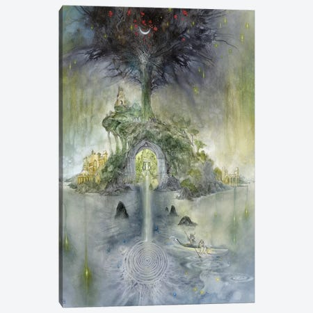 Avalon Canvas Print #SLW15} by Stephanie Law Canvas Art