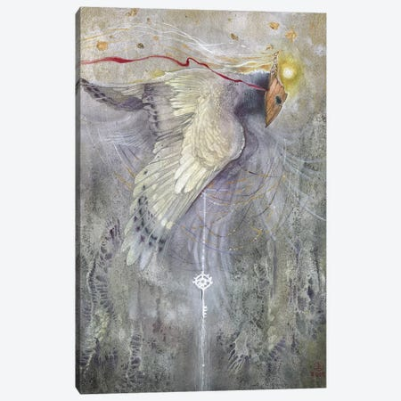 Beacon Canvas Print #SLW17} by Stephanie Law Canvas Artwork