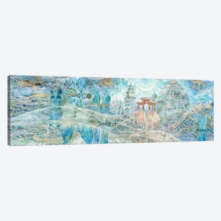 Aspirations Canvas Print #SLW182} by Stephanie Law Canvas Art