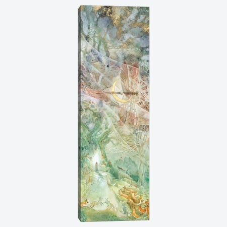 Convergence III Canvas Print #SLW195} by Stephanie Law Canvas Artwork