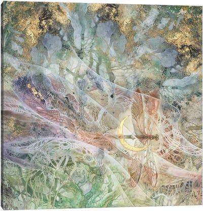 Convergence IV Canvas Art Print