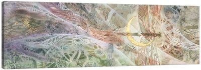 Convergence VI Canvas Art Print