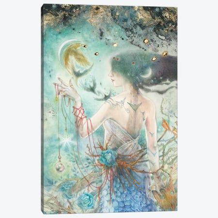 Making II Canvas Print #SLW216} by Stephanie Law Canvas Art Print