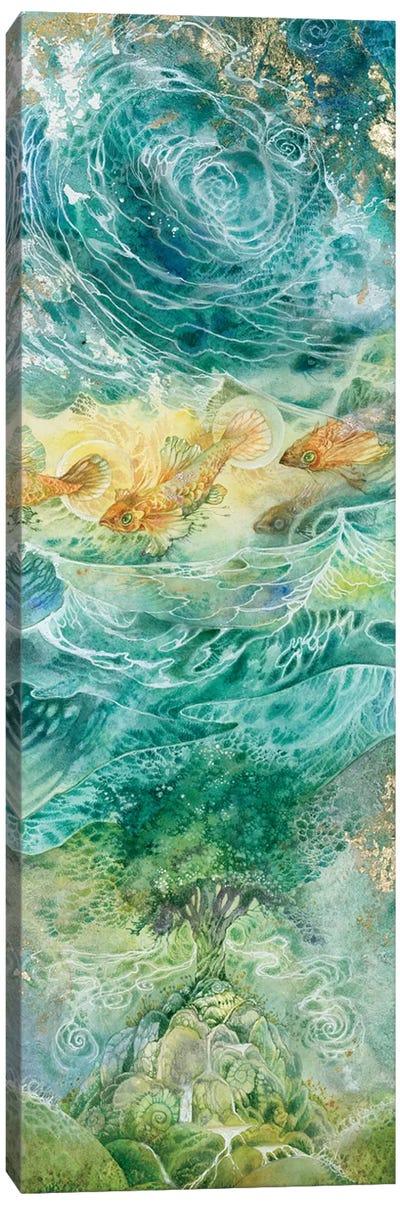 Inversions I Canvas Art Print