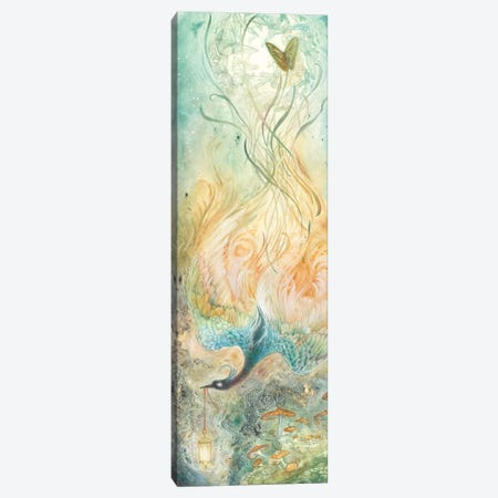 Stealing Embers I Canvas Print #SLW240} by Stephanie Law Art Print