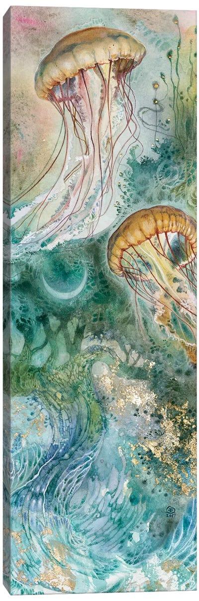 Surge II Canvas Art Print