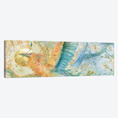 The Blue Above II Canvas Print #SLW248} by Stephanie Law Canvas Print