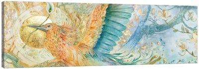 The Blue Above II Canvas Art Print