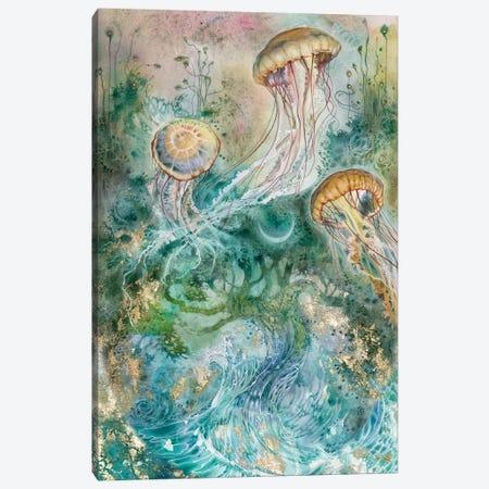 Surge I Canvas Print #SLW249} by Stephanie Law Canvas Art Print